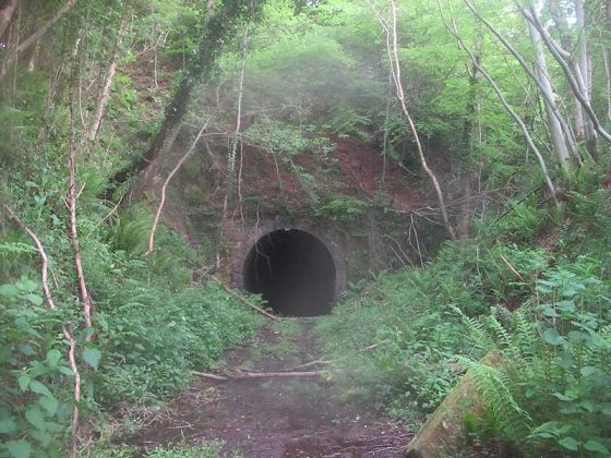 North portal