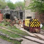 Locomotive line-up