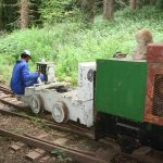 Simplex moving WR8 to the siding