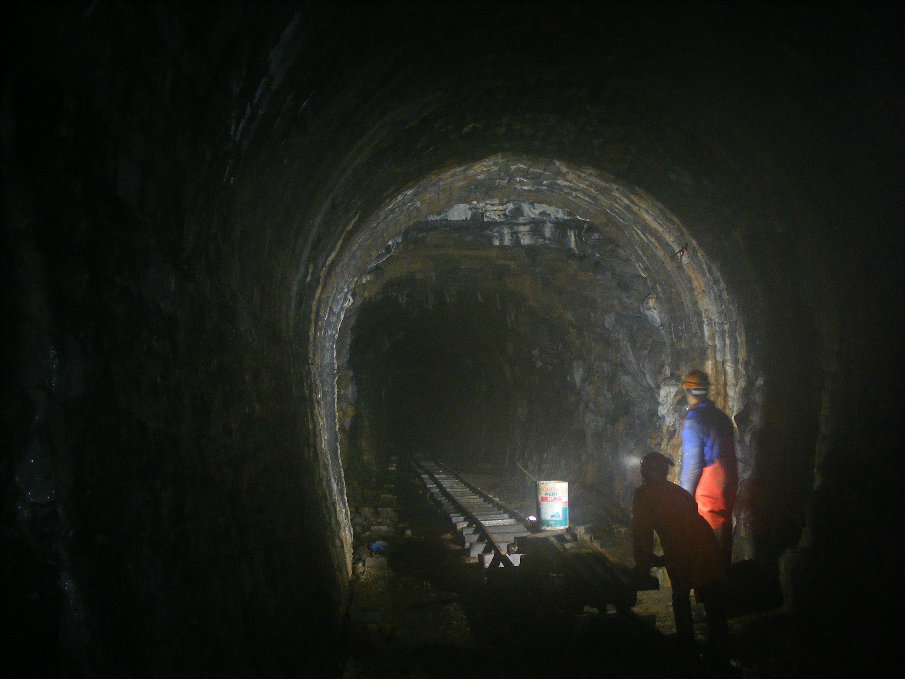 Hawthorns Tunnel