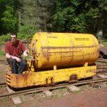 Eimco 401 air-locomotive