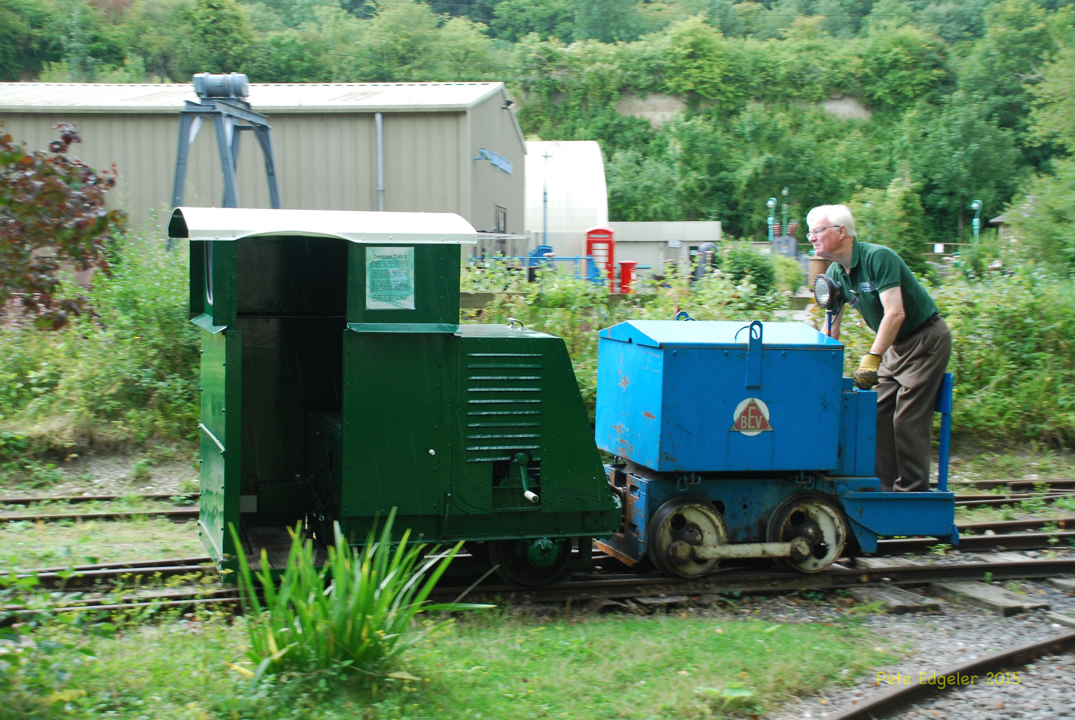 A restored WR5 at Amberley